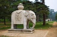 清西陵石雕图片(14张)