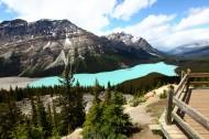 加拿大落基山脉公园风景图片(13张)