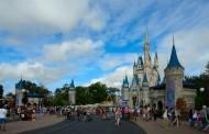 美国弗罗里达奥兰多华特迪士尼乐园风景图片(27张)