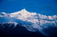 云南梅里雪山图片(26张)