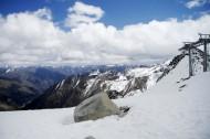 黑龙江达古冰川风景图片(8张)