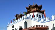 河北承德大汗行宫风景图片(9张)