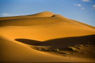 内蒙古腾格里沙漠风景图片(15张)