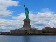 美国纽约自由女神像图片(13张)