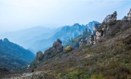 河北白石山风景图片(14张)