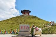 青海日月山风景图片(10张)