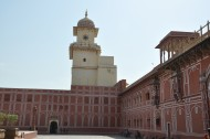 印度城市宫殿图片(12张)