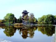 山西常家庄园风景图片(15张)