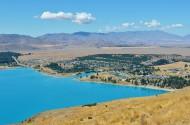 新西兰特卡波湖风景图片(18张)