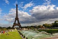 法国巴黎埃菲尔铁塔图片(10张)