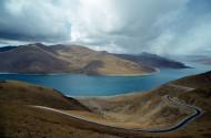 西藏羊湖风景图片(11张)