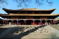 陕西西安大兴善寺风景图片(11张)