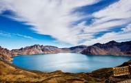 吉林长白山天池风景图片(9张)