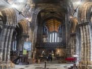 英国格拉斯哥大教堂内部风景图片(13张)