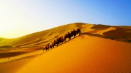 内蒙古巴丹吉林沙漠图片(7张)