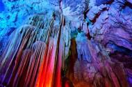 陕西商洛天佛洞风景图片(15张)