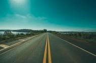笔直的公路图片(14张)
