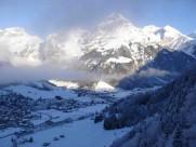 瑞士铁力士山风景图片(8张)