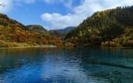 美丽的九寨沟风景图片(6张)
