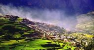 甘肃扎尕那风景图片(12张)