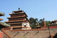 河北承德普宁寺风景图片(13张)