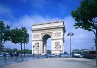 法国凯旋门图片(4张)