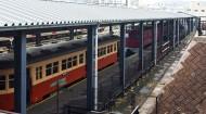 日本九州铁道纪念馆陈列图片(23张)