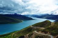美丽的羊卓雍措风景图片(10张)