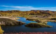 内蒙古蛤蟆坝风景图片(14张)