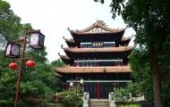 四川宜宾吊黄楼风景图片(6张)