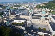 奥地利萨尔茨堡城堡风景图片(12张)