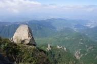 安徽九华山风景图片(11张)