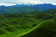新疆天山山脉风景图片(11张)