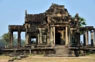 柬埔寨吴哥窟风景图片(30张)