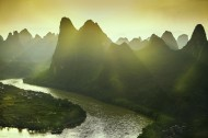 广西桂林阳朔风景图片(6张)