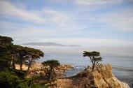 美国加州17哩海岸风景图片(16张)