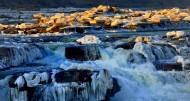 山西壶口瀑布风景图片(17张)