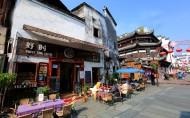 安徽屯溪老街风景图片(15张)