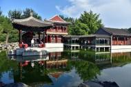 北京大观园风景图片(12张)