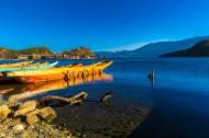 四川泸沽湖风景图片(15张)