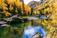 新疆可可托海风景图片(16张)