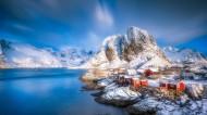 挪威罗弗敦群岛风景图片(11张)