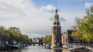 荷兰首都阿姆斯特丹风景图片(9张)