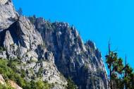 美国约塞米蒂国家公园风景图片(10张)