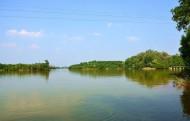 四川成都三岔湖风景图片(6张)