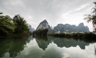 广西明仕田园风景图片(5张)