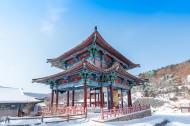 山东威海华夏城风景图片(11张)