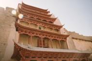 甘肃敦煌戈壁大漠风景图片(16张)