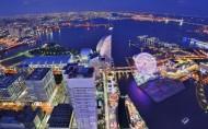 日本横滨风景图片(9张)