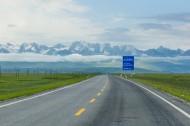 新疆独库公路风景图片(9张)